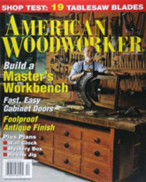 American Woodworker (Digital Issue) April 1998-0