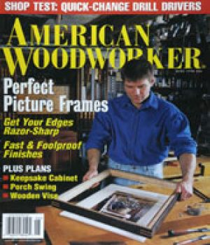 American Woodworker (Digital Issue) June 1998-0