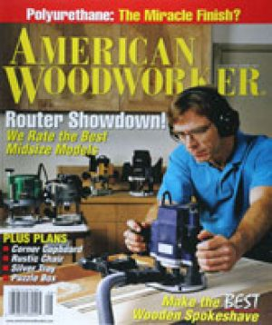 American Woodworker (Digital Issue) August 1998-0