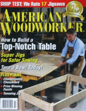 American Woodworker (Digital Issue) October 1998-0