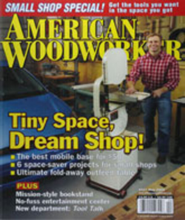 American Woodworker (Digital Issue) May 2004-0