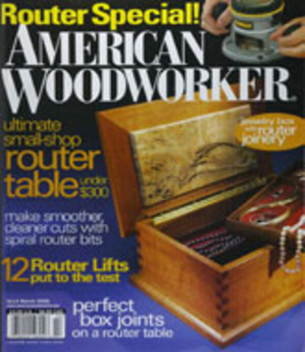 American Woodworker (Digital Issue) March 2005-0