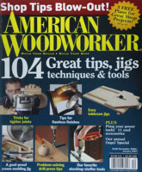 American Woodworker (Digital Issue) December 2006 / January 2007-0