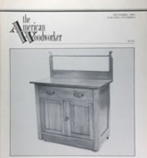American Woodworker (Digital Issue) September 1985-0