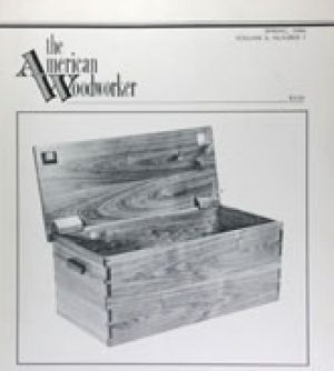 American Woodworker (Digital Issue) Spring 1986-0