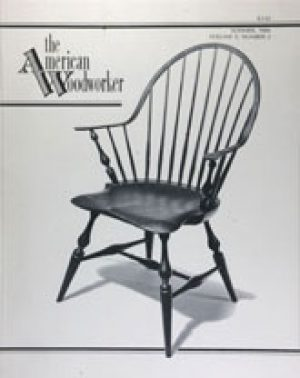 American Woodworker (Digital Issue) Summer 1986-0