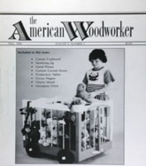 American Woodworker (Digital Issue) Fall 1986-0