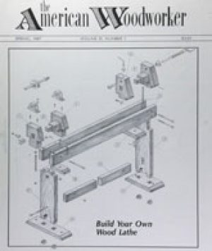American Woodworker (Digital Issue) Spring 1987-0