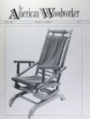 American Woodworker (Digital Issue) Fall 1987-0
