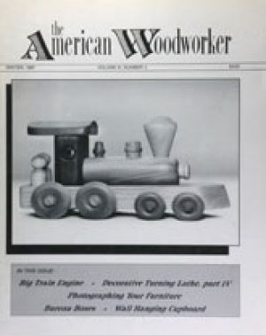 American Woodworker (Digital Issue) Winter 1987-0
