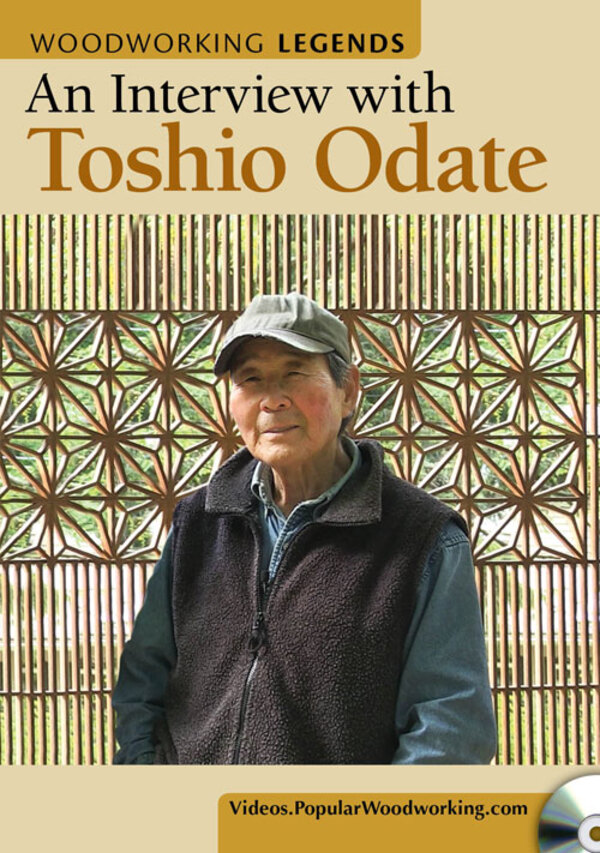 Woodworking Legends - An Interview with Toshio Odate-0