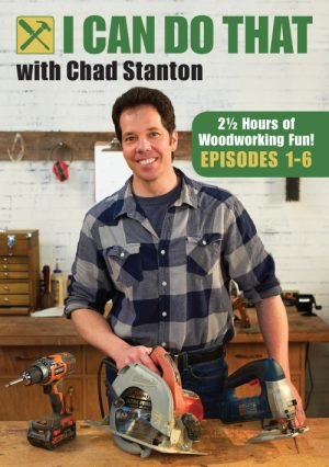 I Can Do That! with Chad Stanton, Episodes 1-6 (DVD)-0
