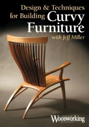 Design & Techniques for Building Curvy Furniture-0