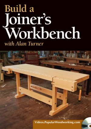 Build a Joiner's Workbench with Alan Turner Video Download-0