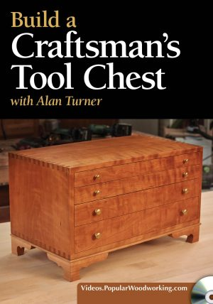 Build a Craftsman's Tool Chest with Alan Turner Video Download-0