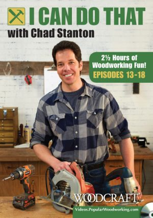 I Can Do That! with Chad Stanton: Episodes 13-18 DVD-0