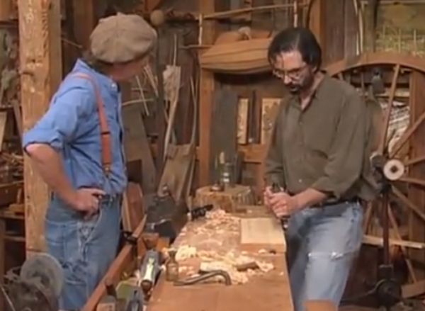The Woodwright's Shop, Season 31, Episode 5 - Handplane Essentials with Christopher Schwarz Video Download-0