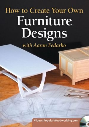How to Create Your Own Furniture Designs Video Download-0