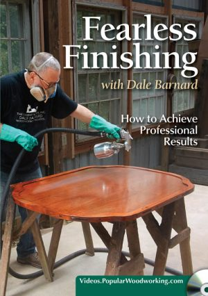Fearless Finishing: How to Achieve Professional Results with Dale Barnard Video Download -0