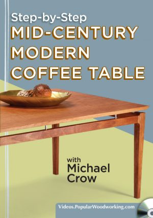 Step-by-Step Mid-century Modern Coffee Table Download-0