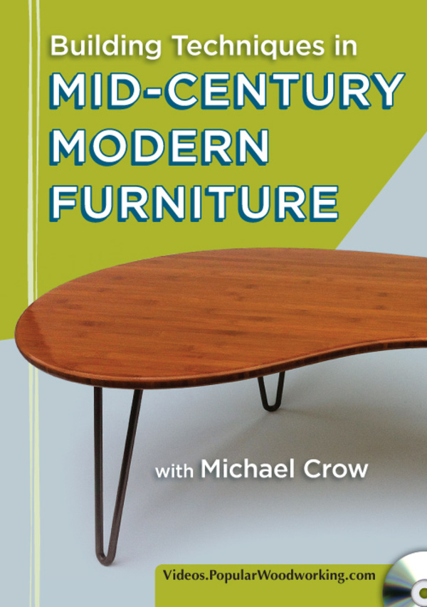 Building Techniques in Mid-Century Modern Furniture Download-0