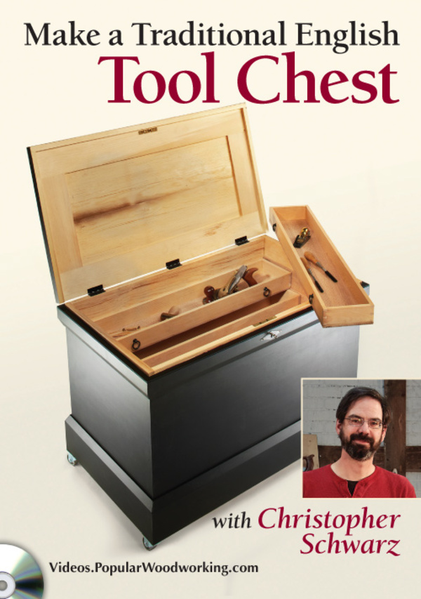 Make a Traditional English Tool Chest with Christopher Schwarz Video Download-0