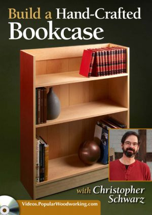 Build a Hand-Crafted Bookcase with Christopher Schwarz Video Download-0