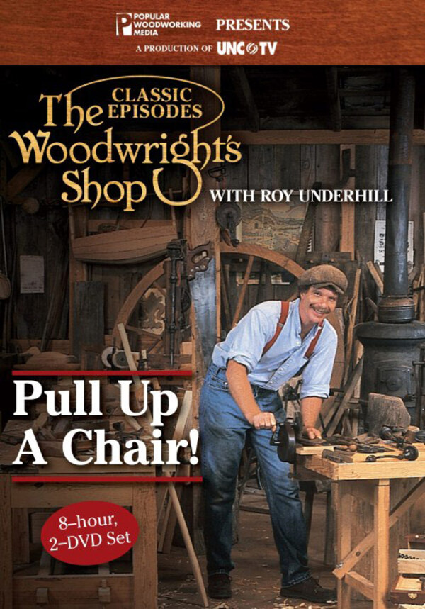 The Woodwright's Shop Compilation: Pull Up A Chair! Video Download-0