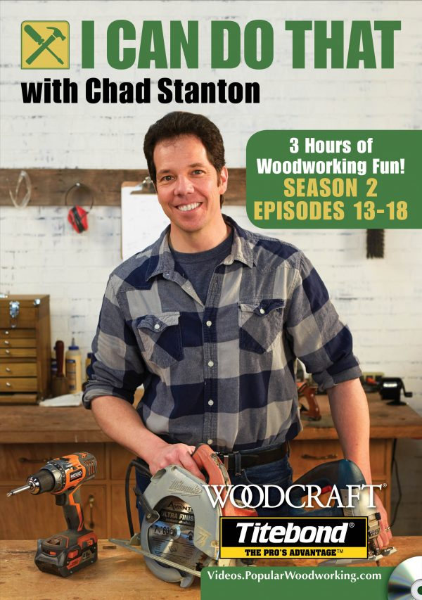 I Can Do That! with Chad Stanton: Season 2, Episodes 13-18-0