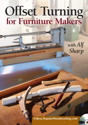 Offset Turning for Furniture Makers Video Download-0