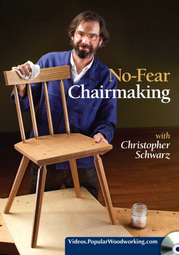 No-Fear Chairmaking Video Download-0
