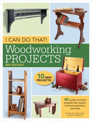 I Can Do That! Woodworking Projects, 3rd Edition eBook-0