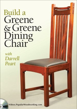 Build a Greene & Greene Dining Chair Video Download-0