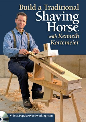 Build a Traditional Shaving Horse-0