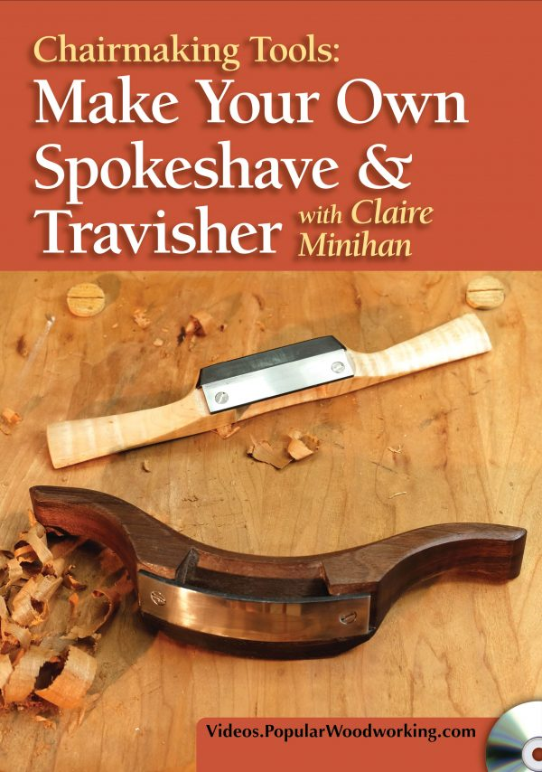 Make Your Own Spokeshave & Travisher-0