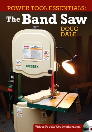Power Tool Essentials: The Band Saw Video Download-0
