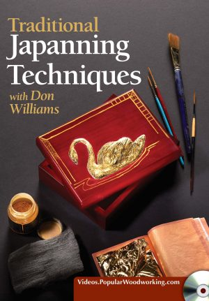 Traditional Japanning Techniques Video Download-0