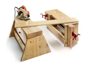 Portable Workbench, Pt. 2-0