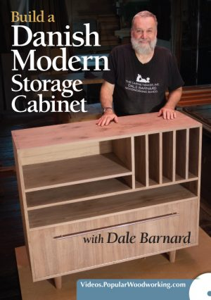 Build a Danish Modern Storage Cabinet Video Download-0