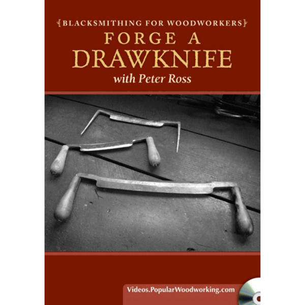 Blacksmithing for Woodworkers: Forge a Drawknife Video Download-0