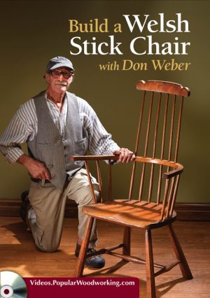 Build a Welsh Stick Chair Video Download-0