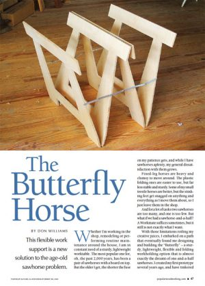 The Butterfly Horse-0