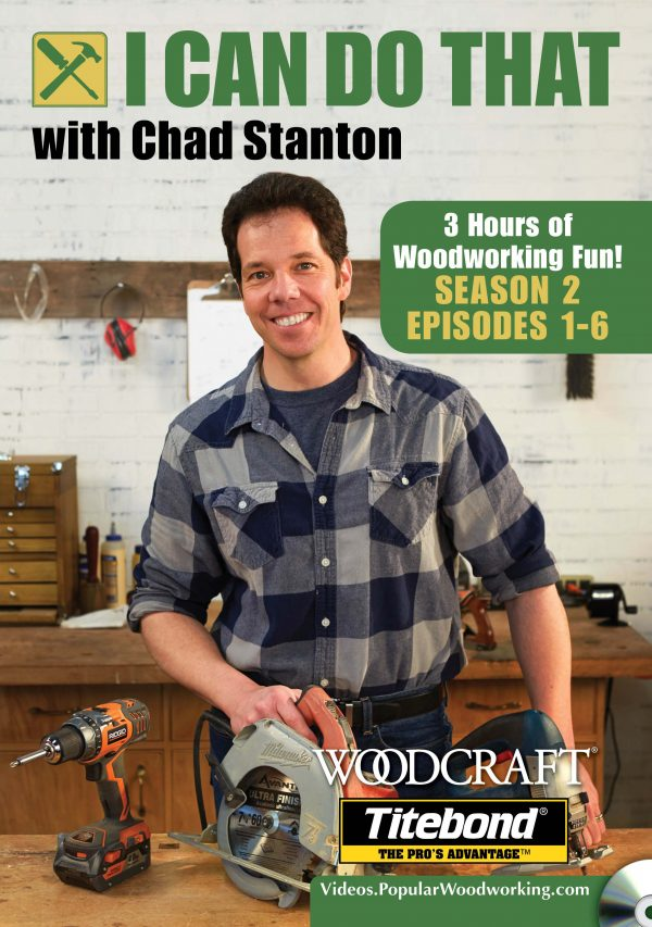I Can Do That! with Chad Stanton: Season 2, Episodes 1-6-0