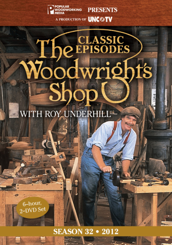 The Woodwright's Shop with Roy Underhill Season 32 Video Download-0