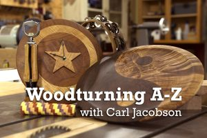 Woodturning A-Z Video Download-0