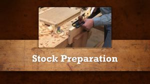 Intro to Hand Tools: Stock Preparation-0