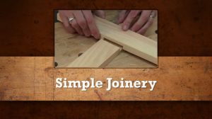 Intro to Hand Tools: Simple Joinery-0