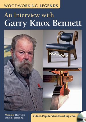 Woodworking Legends Garry Knox Bennett Interview Video Download-0