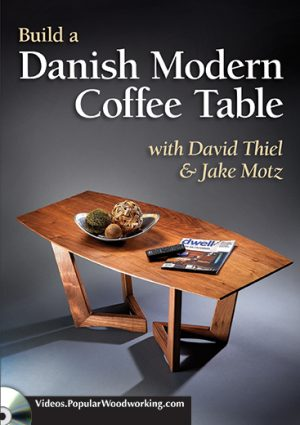 Build a Danish Modern Coffee Table Video Download-0