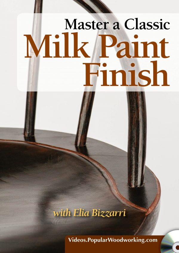 Master a Classic Milk Paint Finish Video Download-0